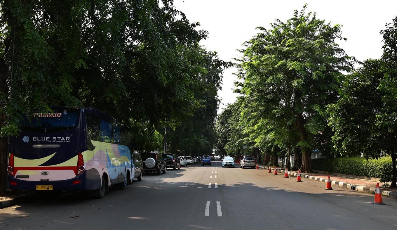Jakpost guide to Jl. Pejompongan Raya
