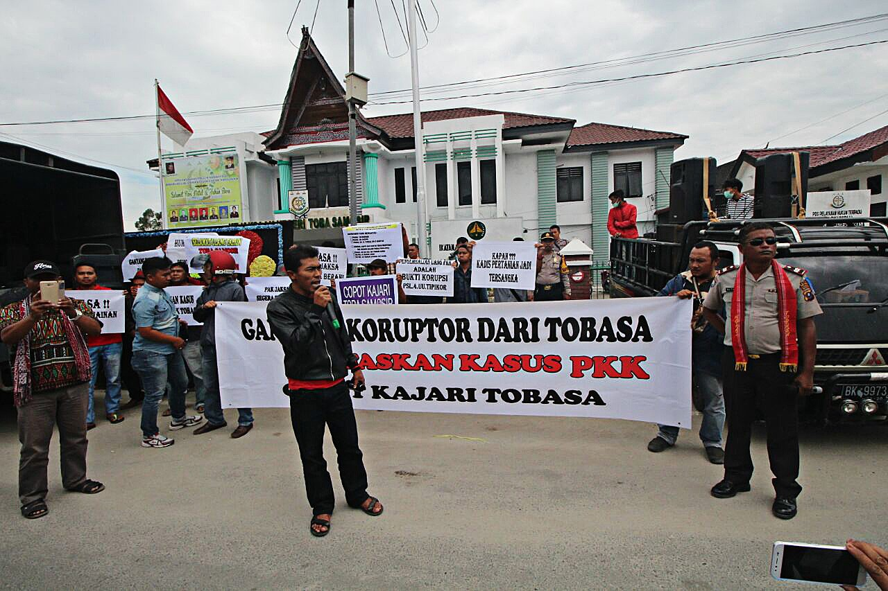 Anticorruption activist beaten in North Sumatra