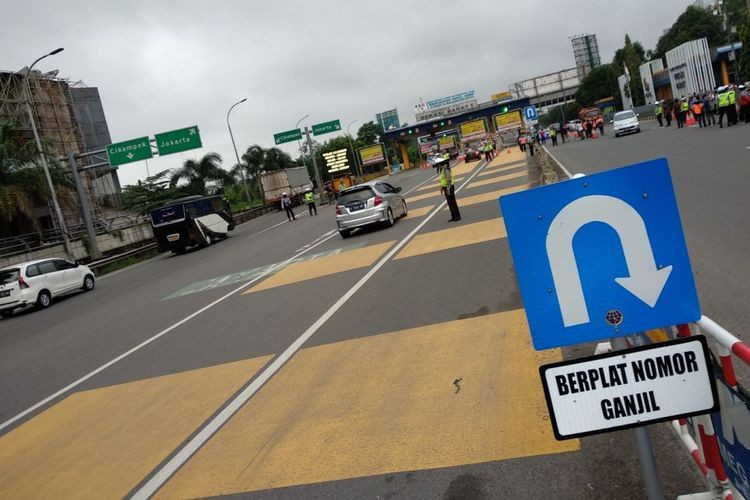 Seven Jakarta tollgates to be closed during Asian Games