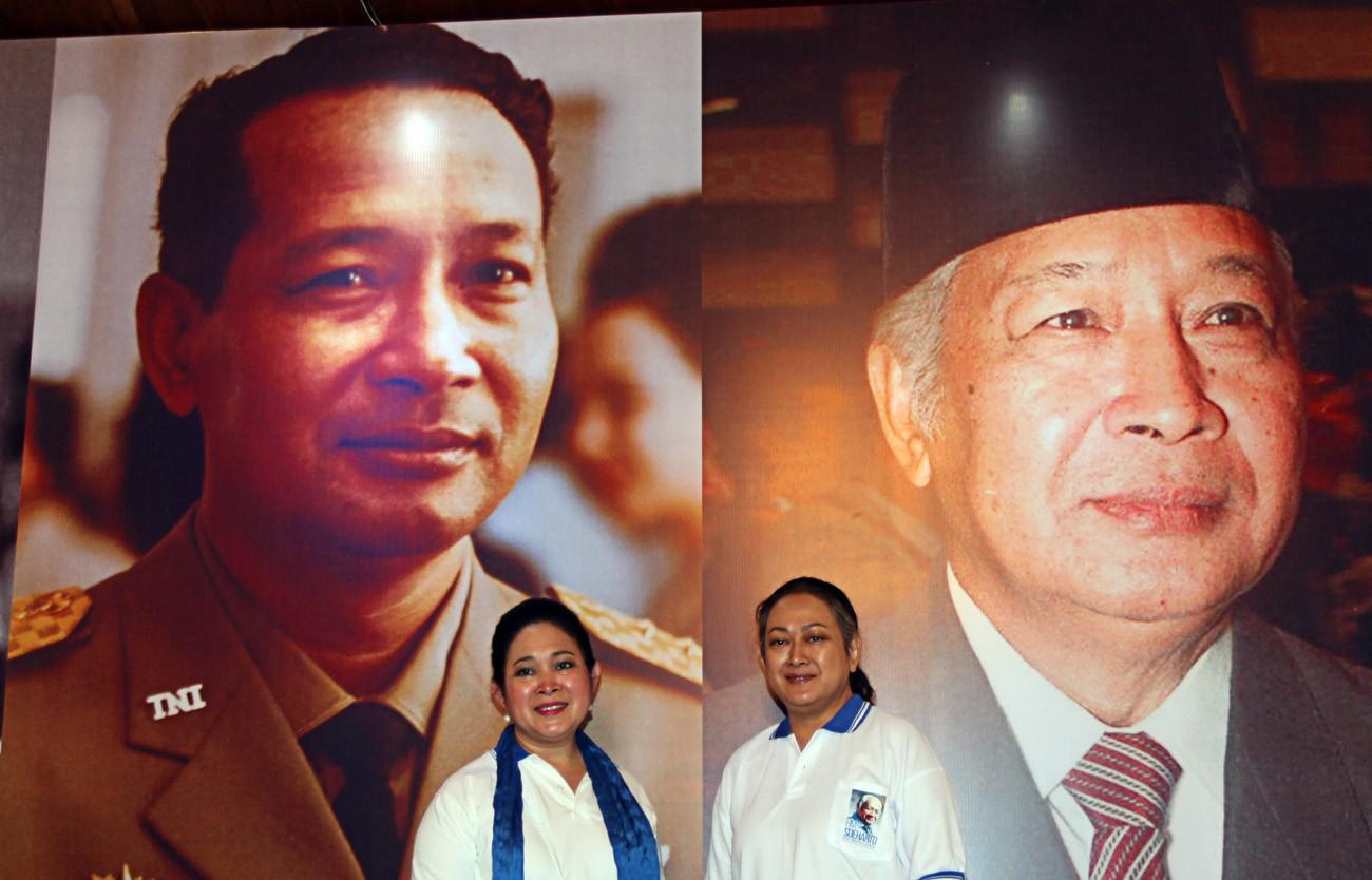 Reform 'not successful', Soeharto era 'even better': Titiek Soeharto