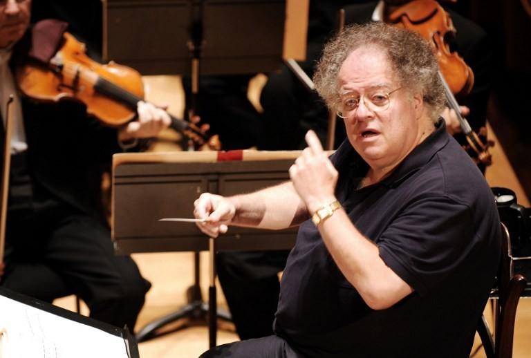 Met Opera sacks legendary conductor Levine after abuse probe