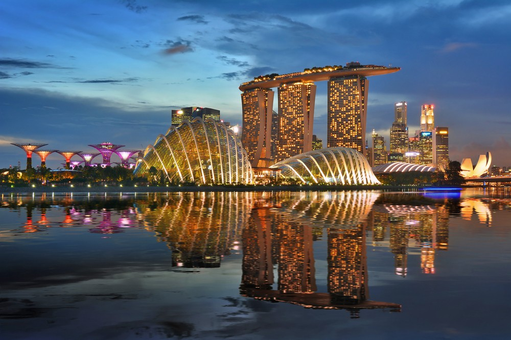 Singapore pips London, New York to top global smart city ranking