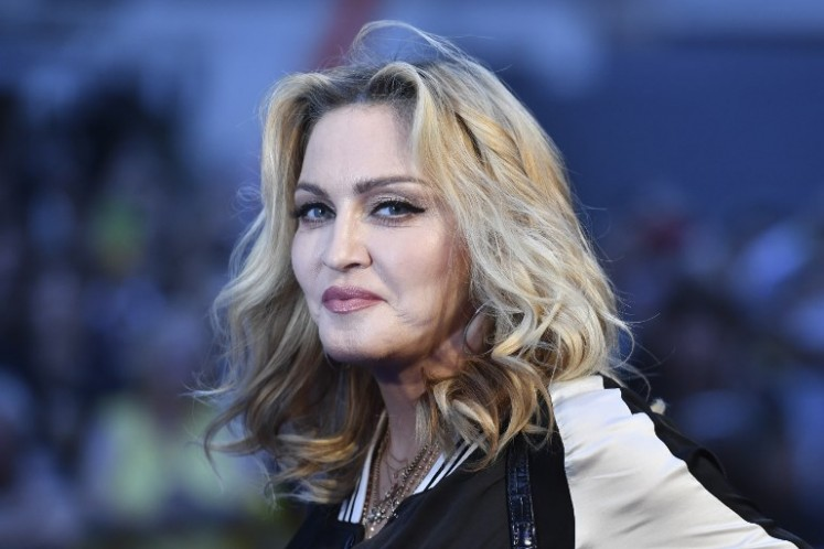 Madonna celebrates turning 60 in Marrakech