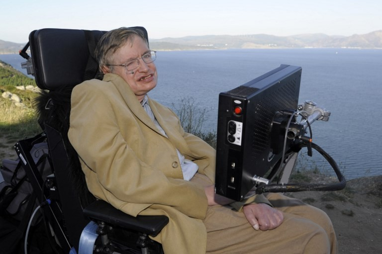 Hawking's thesis, wheelchair to be auctioned by Christie's