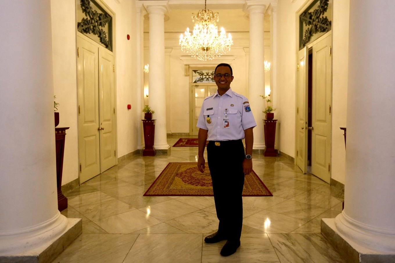 Anies clarifies mayors' dismissal controversy with bureaucracy commission