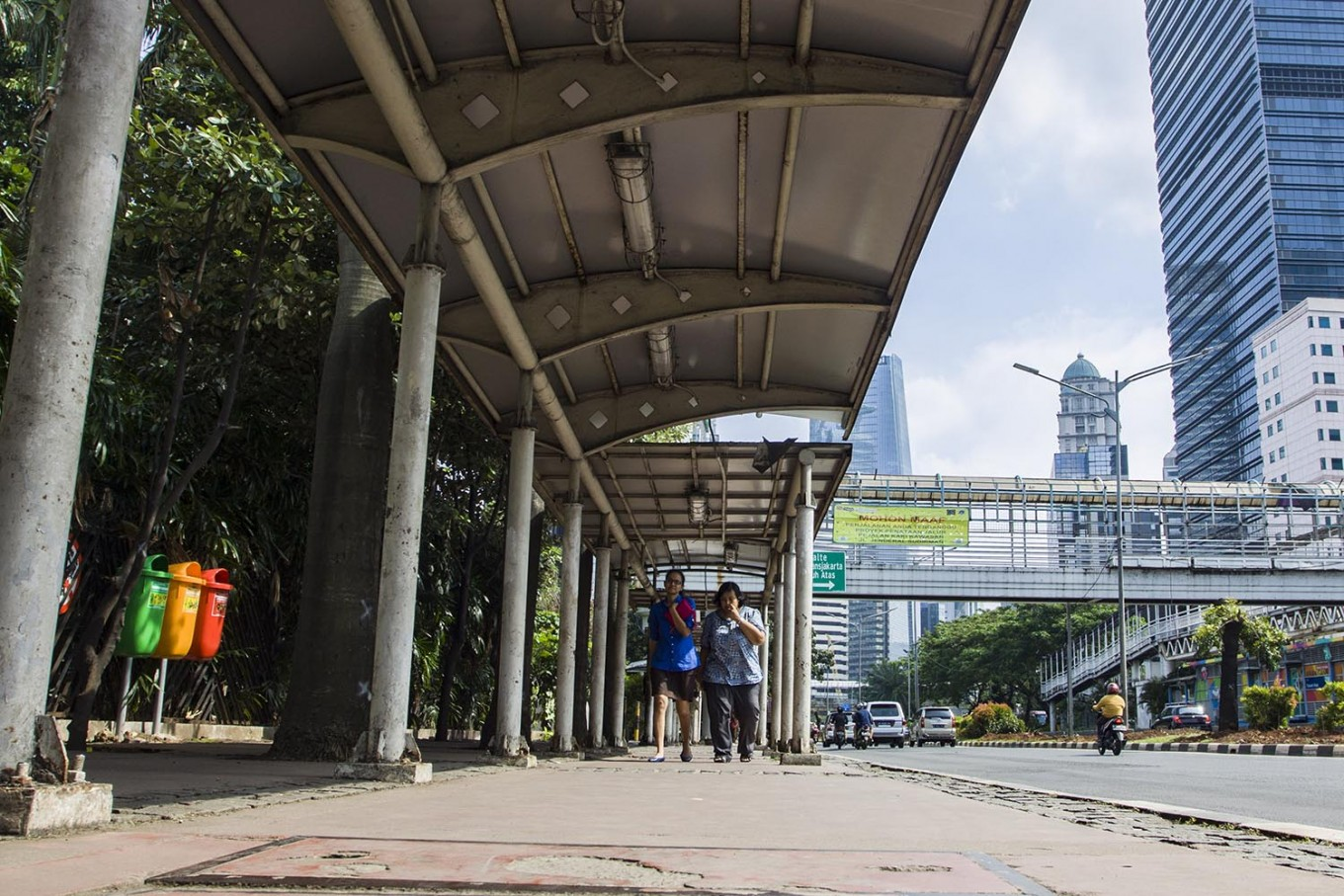 After Asian Games, can we continue reclaiming Jakarta for pedestrians?