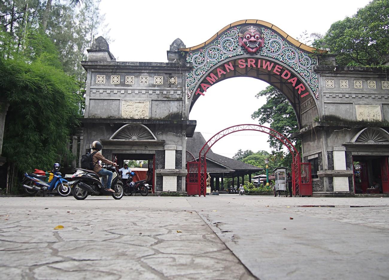Construction of Surakarta grand mosque at Sriwedari Park rejected