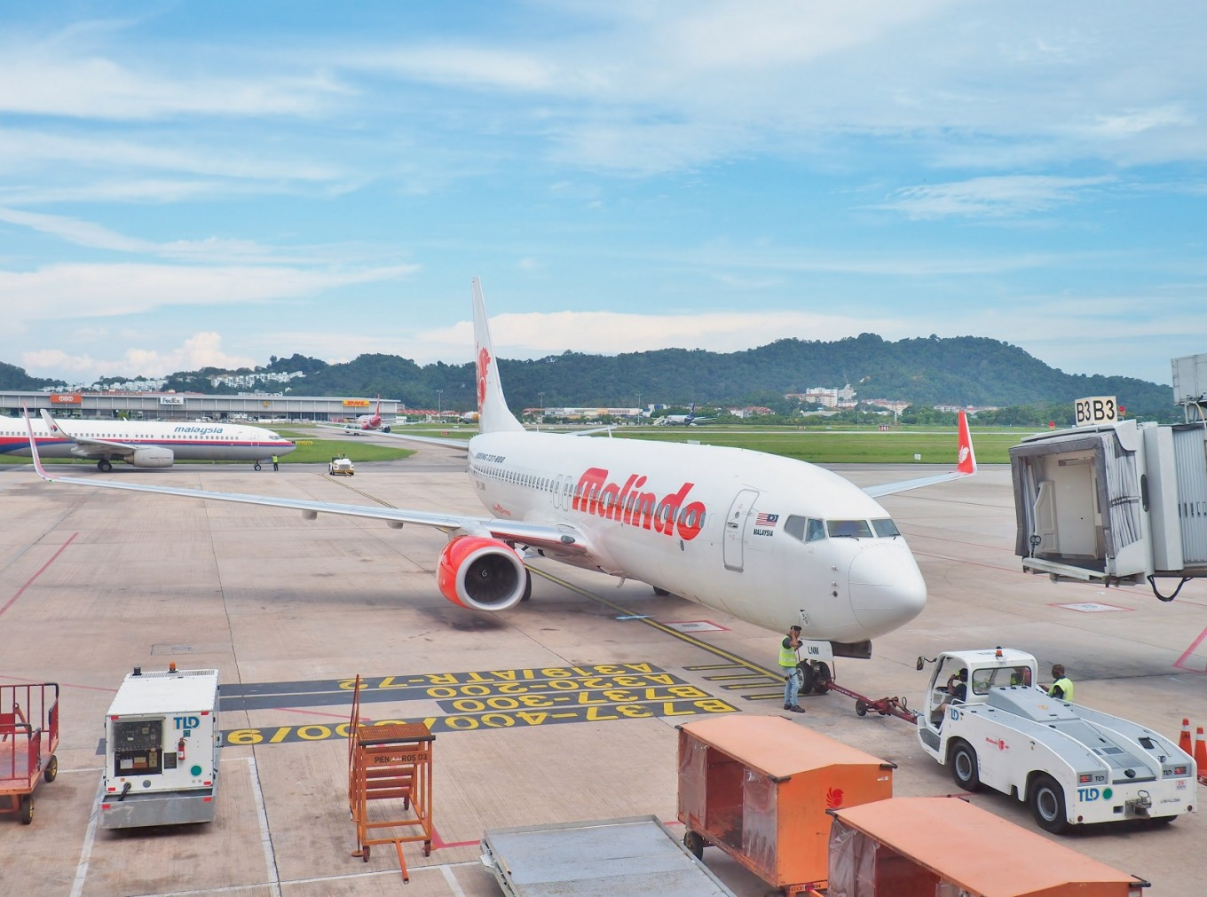 70% of Malindo Air staff to take unpaid leave