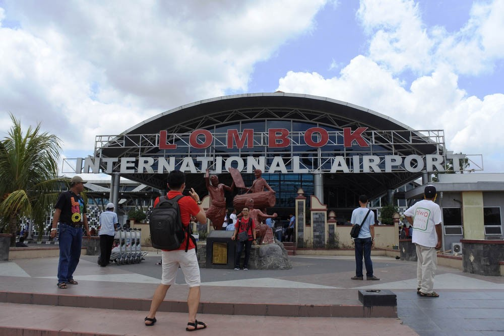 Lombok International Airport begins scanning passengers for monkeypox