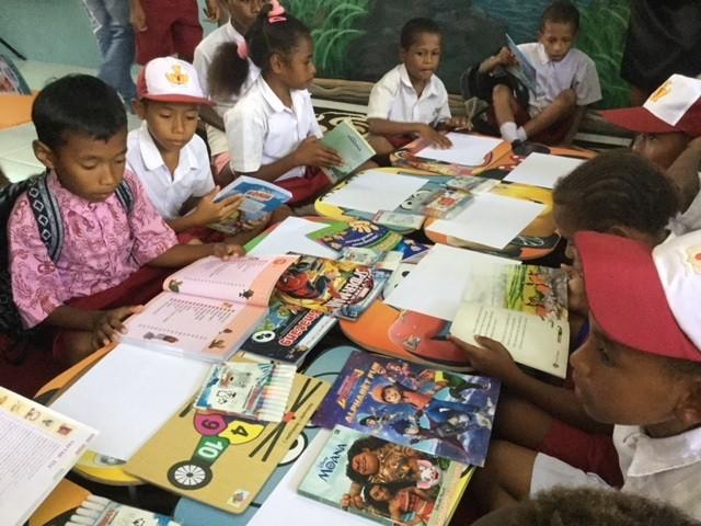 Diaspora solutions for education in Papua
