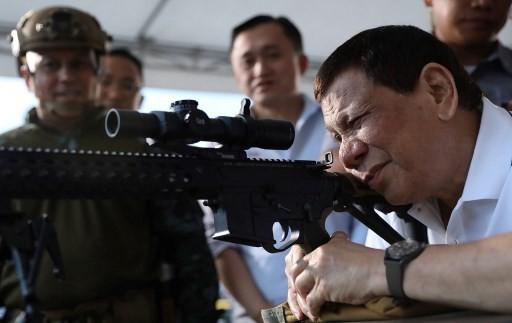 Philippine mayor on Duterte's 'narco-list' slain by 'sniper'