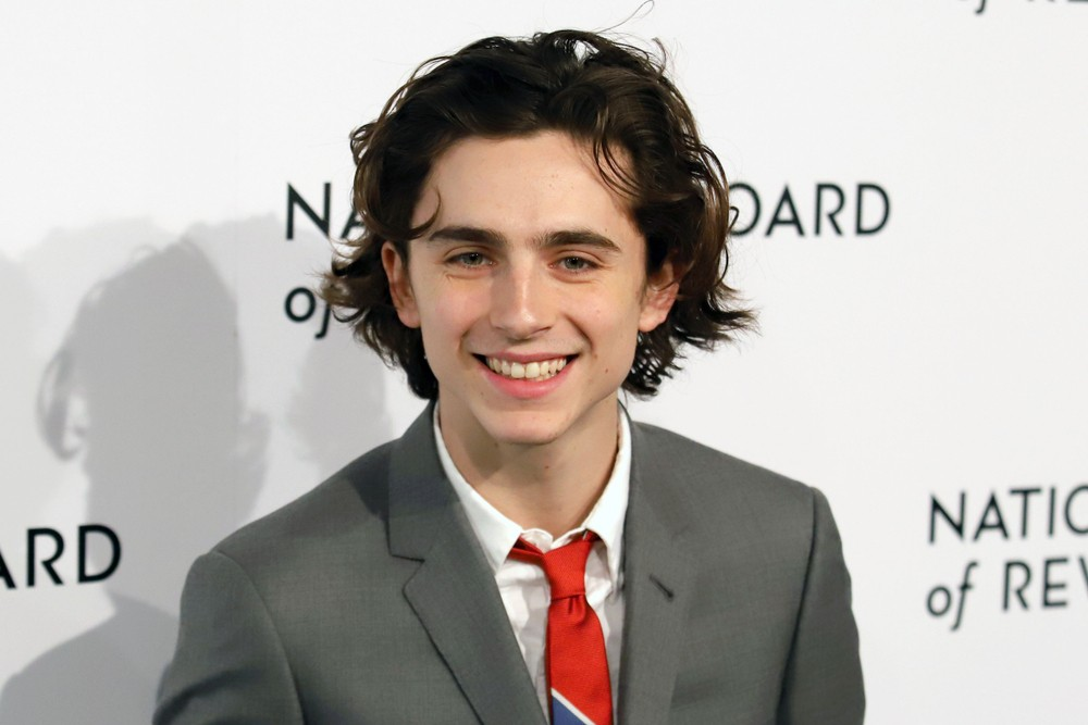 Carell, Chalamet hunt Oscars with 'Beautiful Boy'