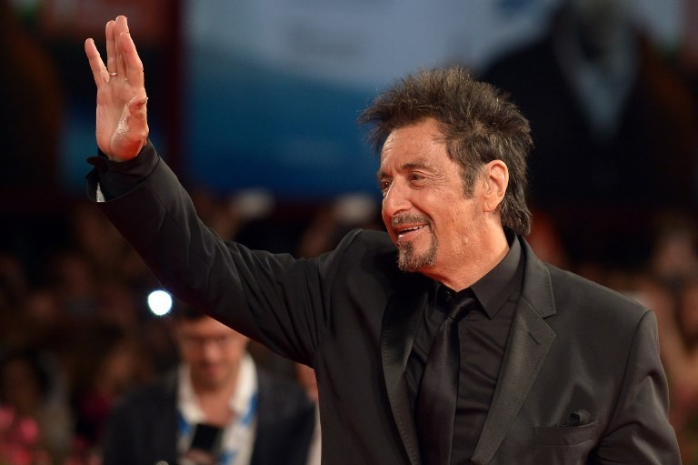 Al Pacino to hit Paris stage in October