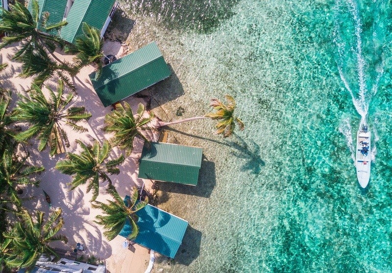 Belize is not just for backpackers any more