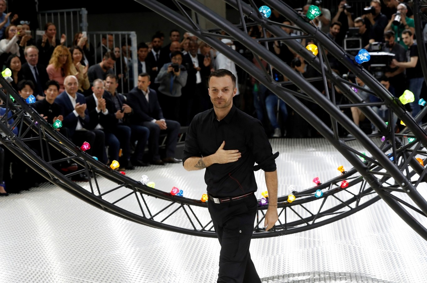 Designer Van Assche to take over as Berluti's creative director