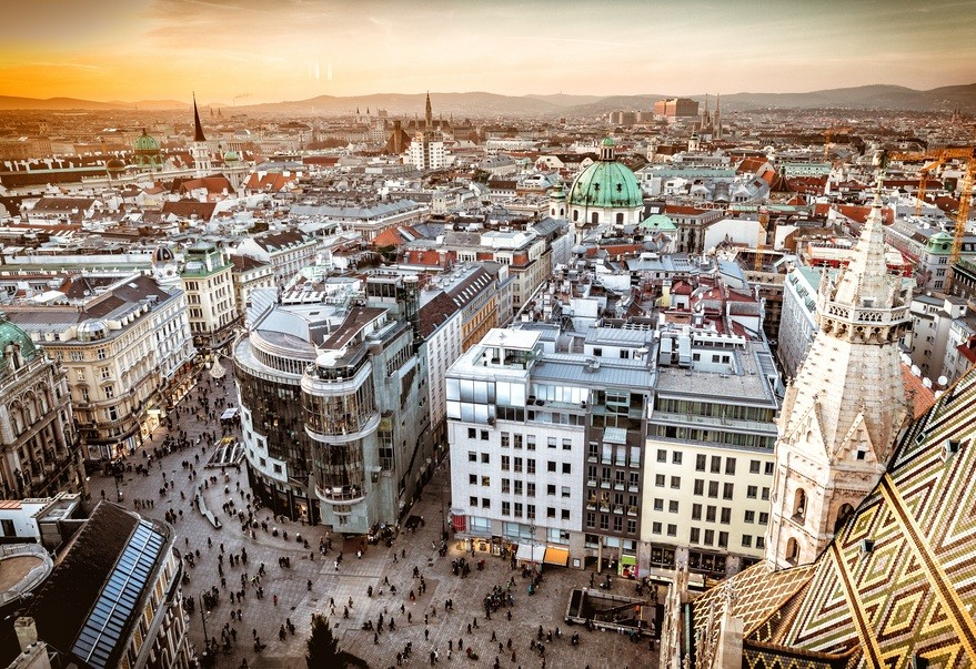 Vienna tops Melbourne as world's most livable city: Economist survey