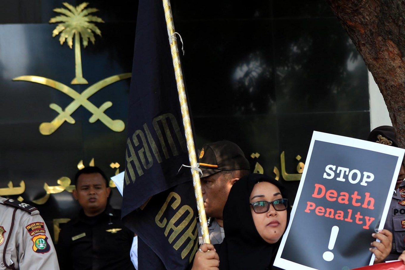 Execution of Indonesian worker 'won't affect' RI-S. Arabia relations