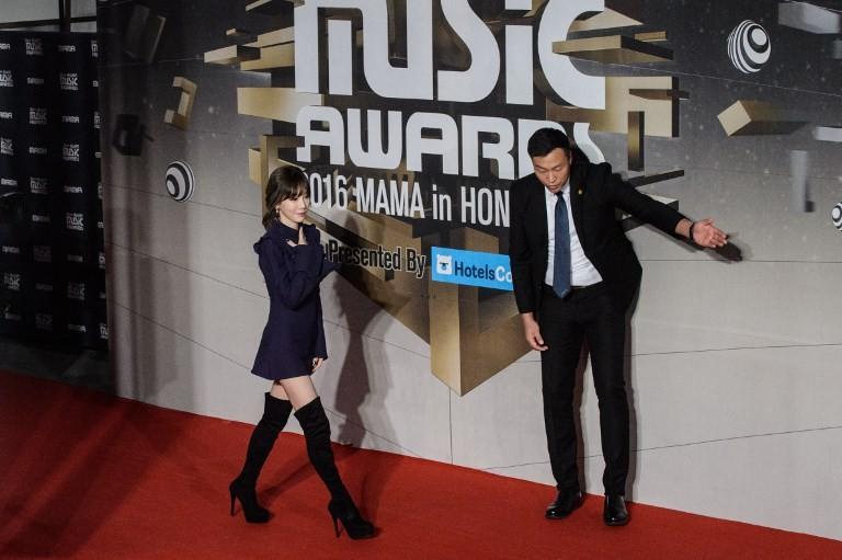 K-poptop awards show skips Hong Kong due to protests: Source