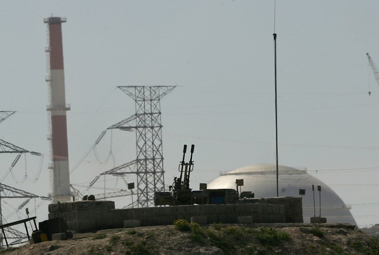 Iran reports accident at 'inactive' nuclear site, no casualties