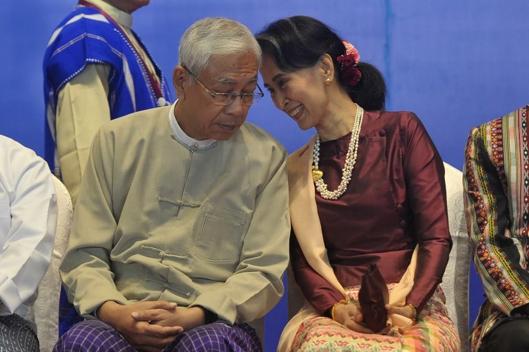 UN rights investigator on Myanmar lambasts Suu Kyi