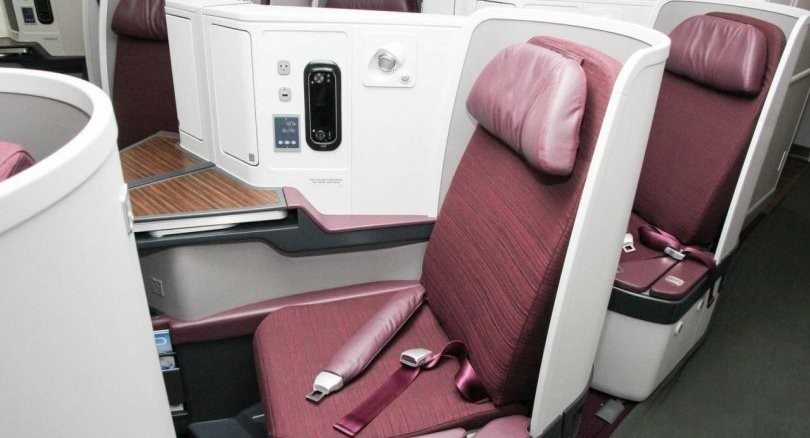 Your waist matters if you want to fly Thai Dreamliner
