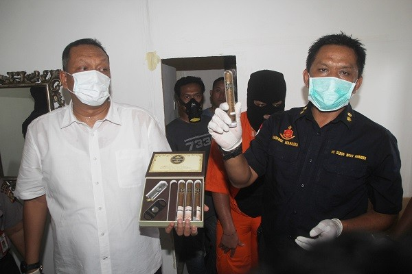 Synthetic marijuana factory in Bali uncovered