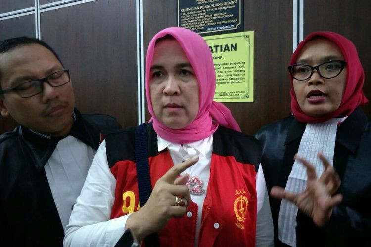 Former hate speech convict runs for Jakarta Council