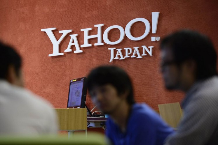 Yahoo Japan operator, Line merge to take on foreign tech giants