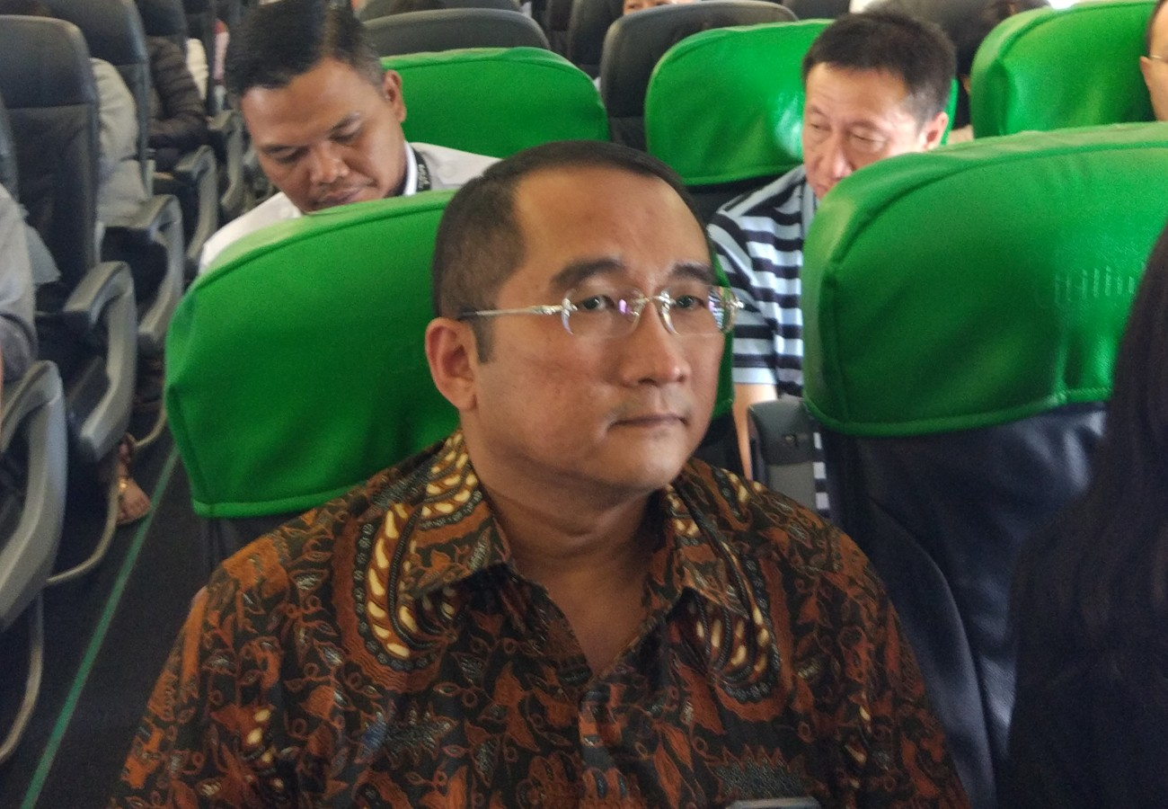 Citilink to start up to 3 new international routes in 2018