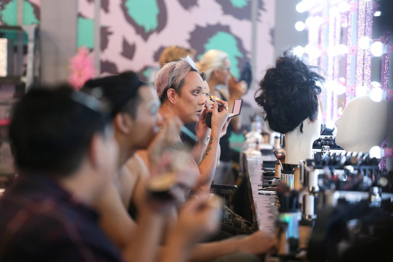 Thai drag queens hope new TV show brings LGBT acceptance