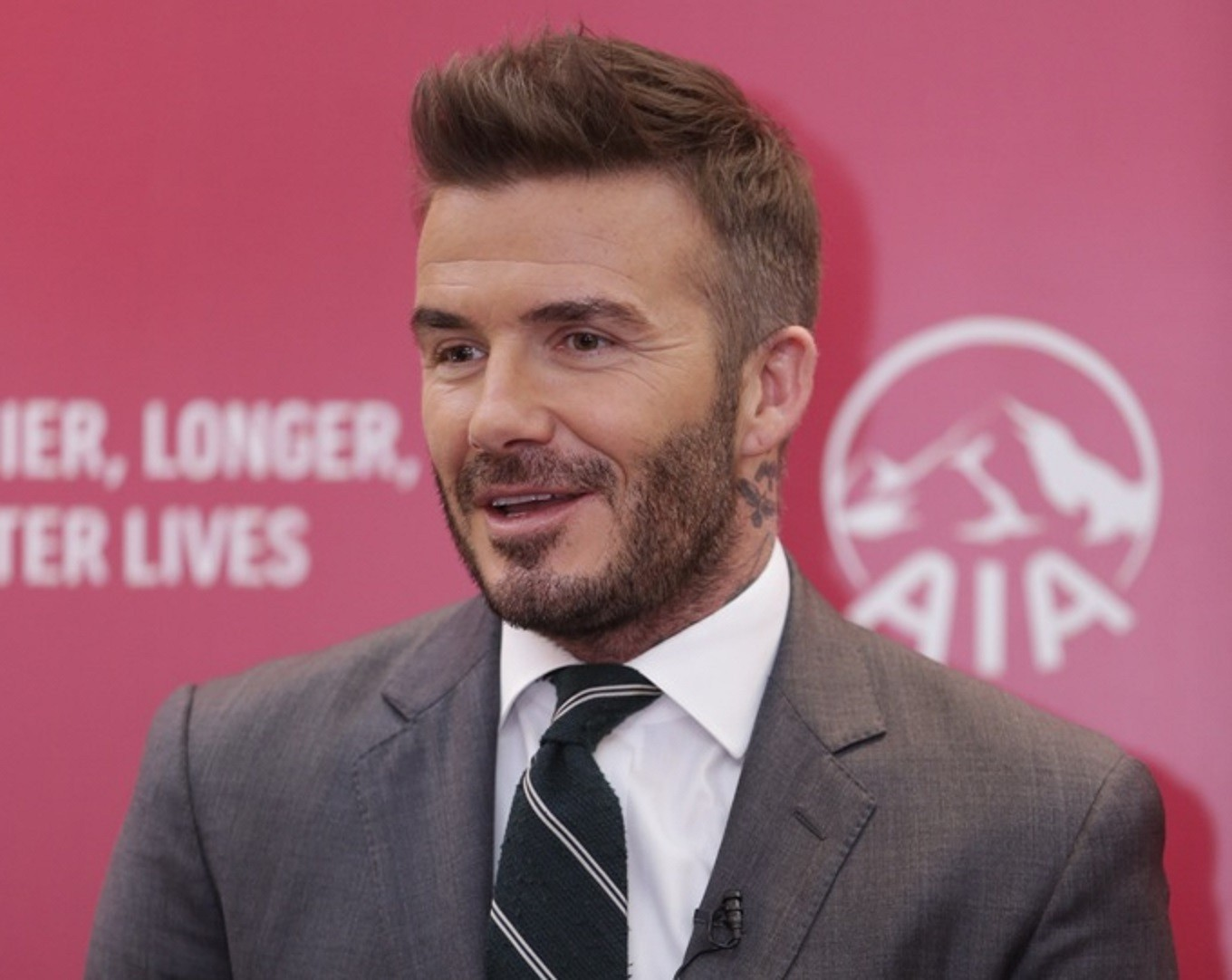 'Tough' to play soccer in Indonesia, says Beckham