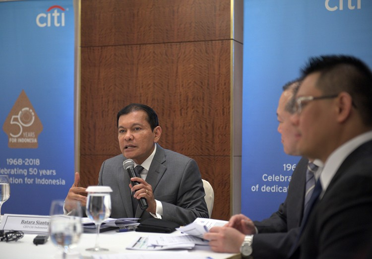 Citibank records Rp 2.51t in net profit
