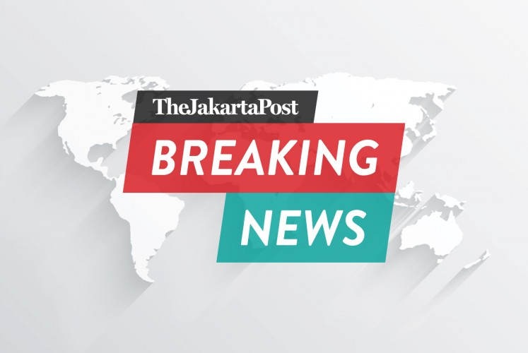 BREAKING: Malaysia's Mahathir sends resignation letter to king