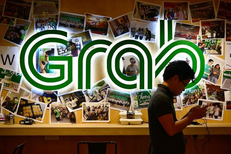 Grab launches food delivery service in singapore science - Singapore post office tracking number ...