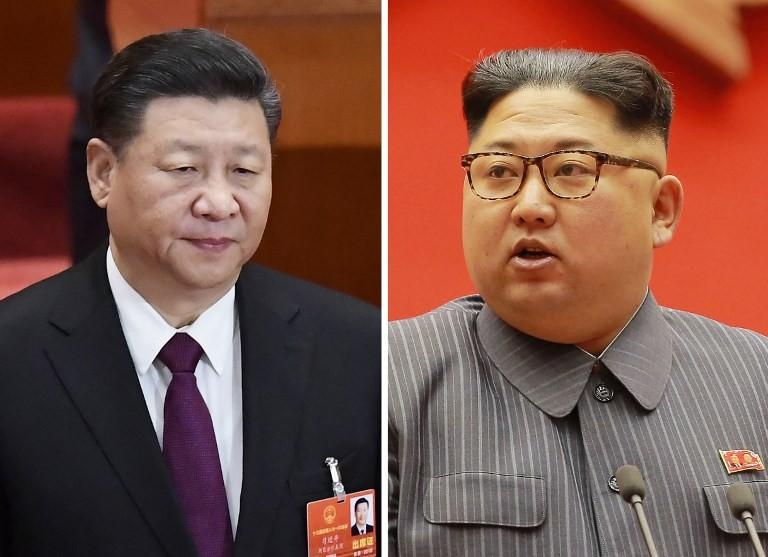 Xi Jinping and N. Korea's Kim Jong-un met in China