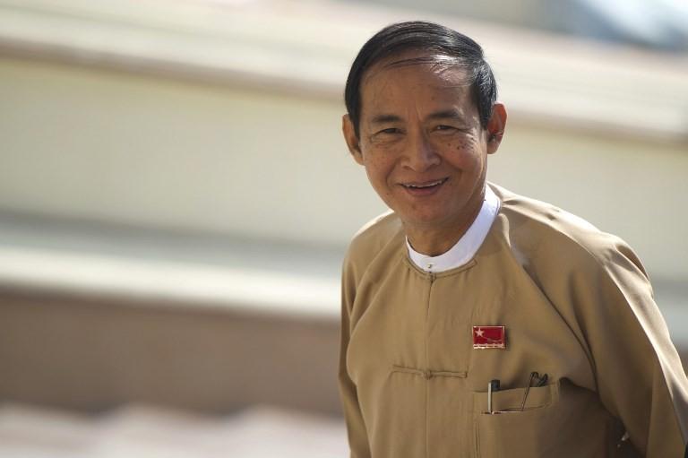 Staunch Suu Kyi ally elected Myanmar president
