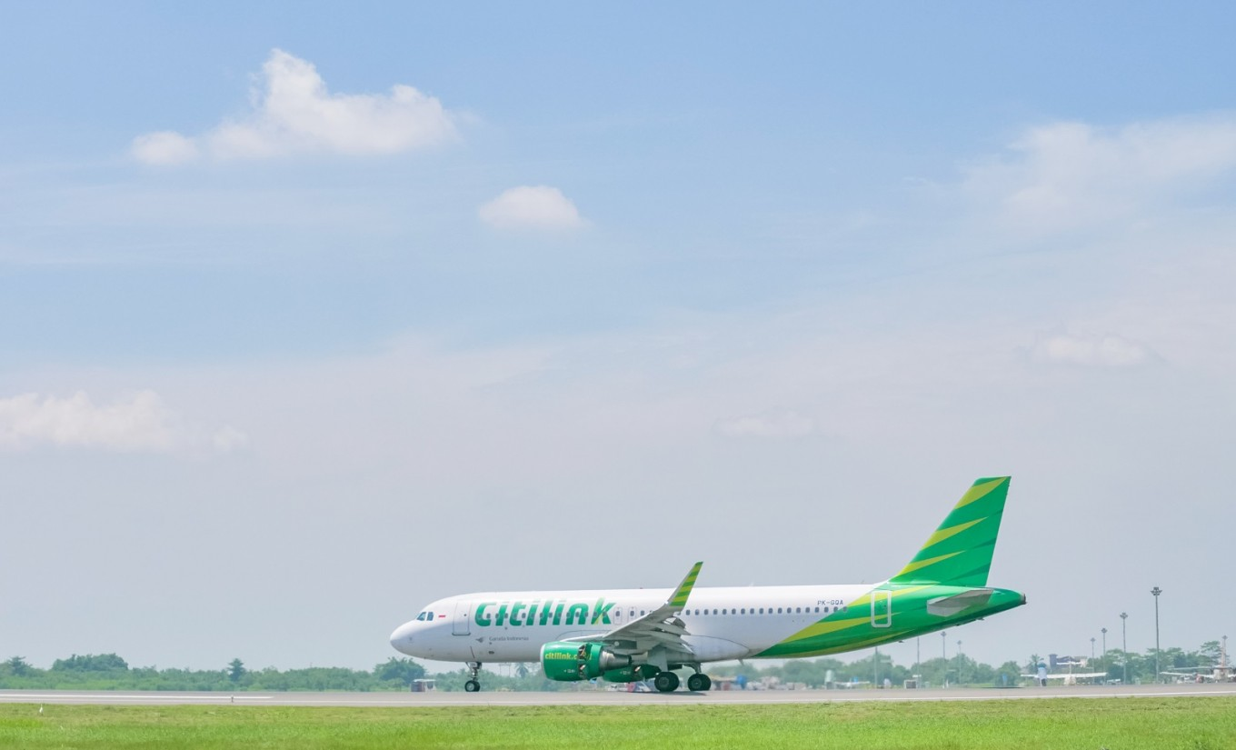 Citilink introduces Green Zone facility