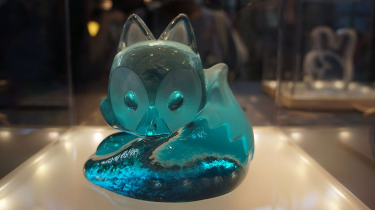 Germany's Coarse has created a teal Fox for the limited collection.