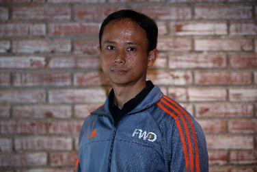 Indonesia runner to make North Pole debut