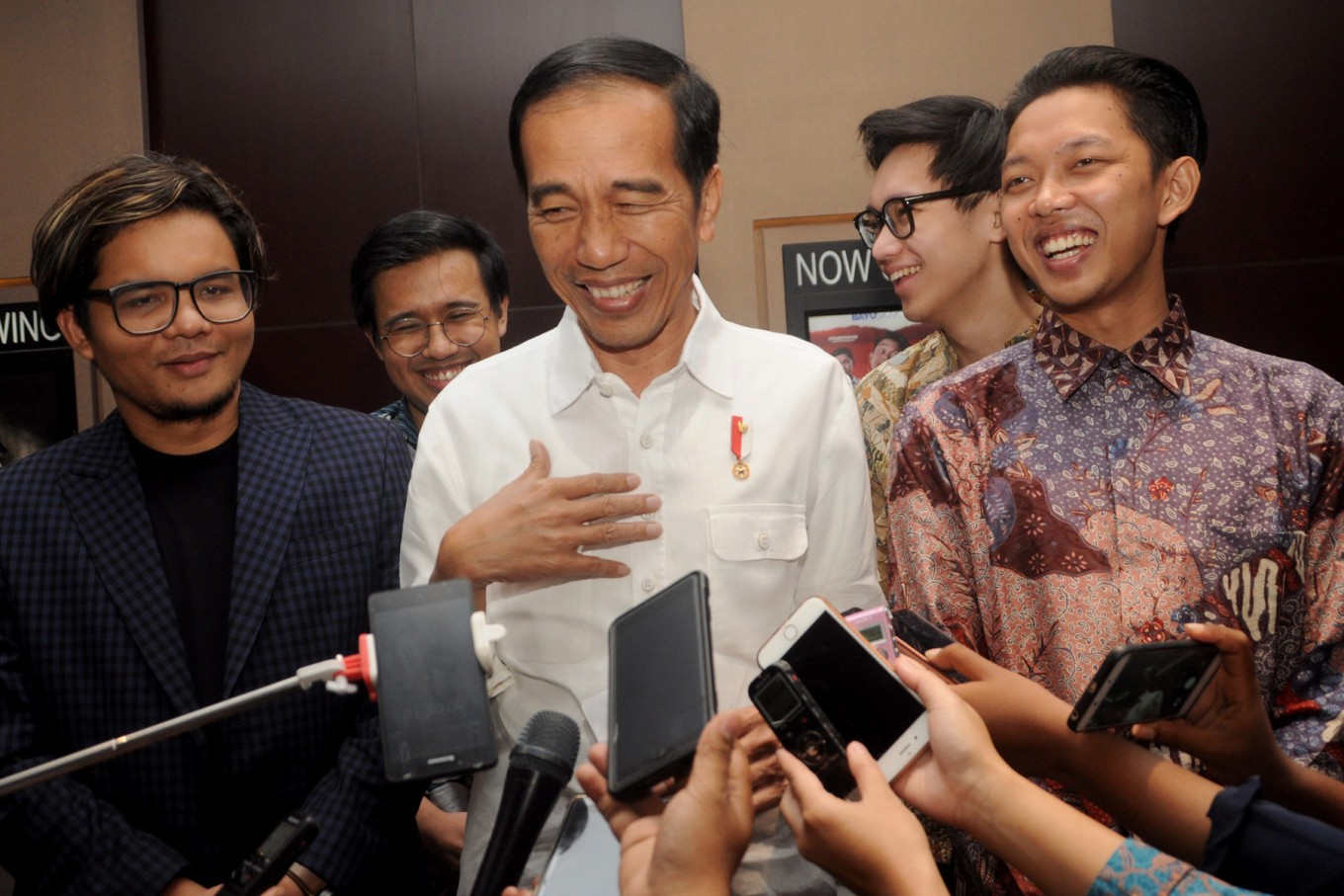 Jokowi Watches Javanese Language Film In Malang Art Culture The Jakarta Post