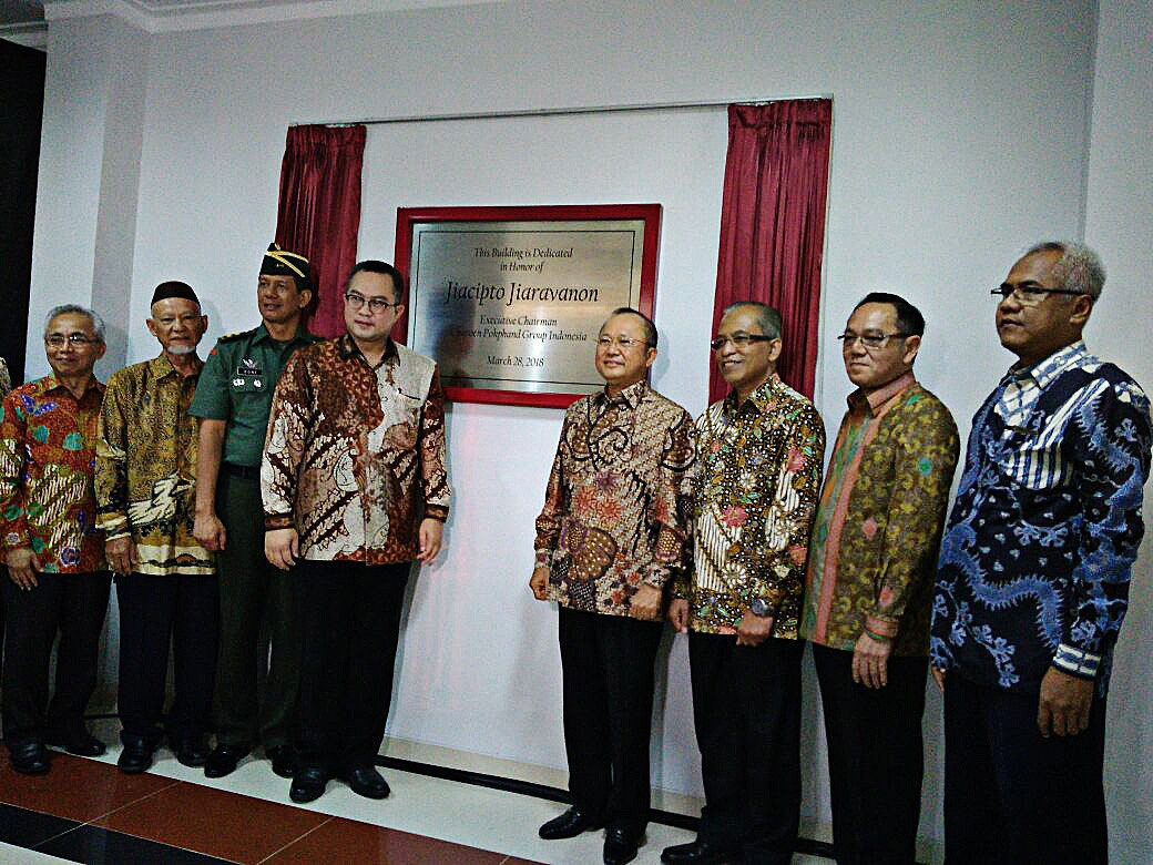 Rp 3b granted to Bogor university to develop research, human resources