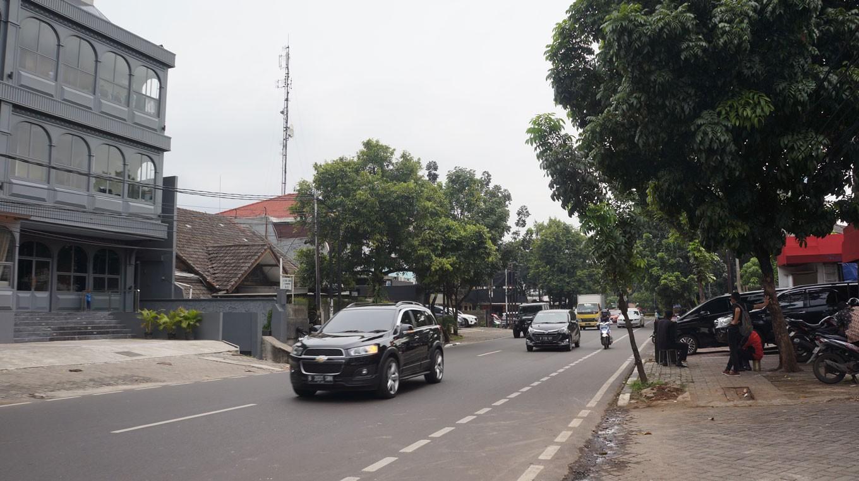 Jakpost guide to Jl. Gunawarman