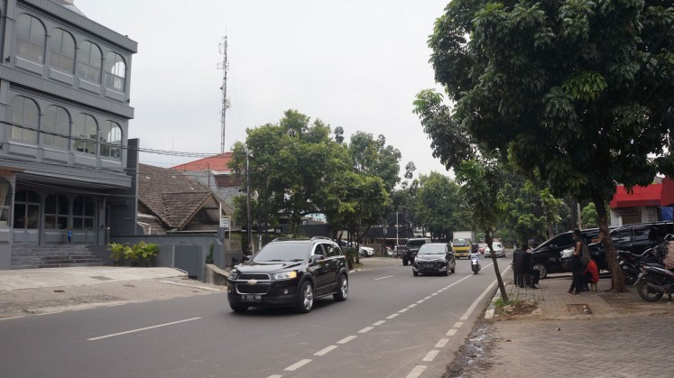 Jakpost guide to Jl. Bumi