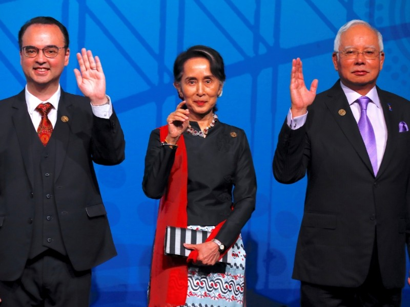 Myanmar's Suu Kyi stripped of top rights honor