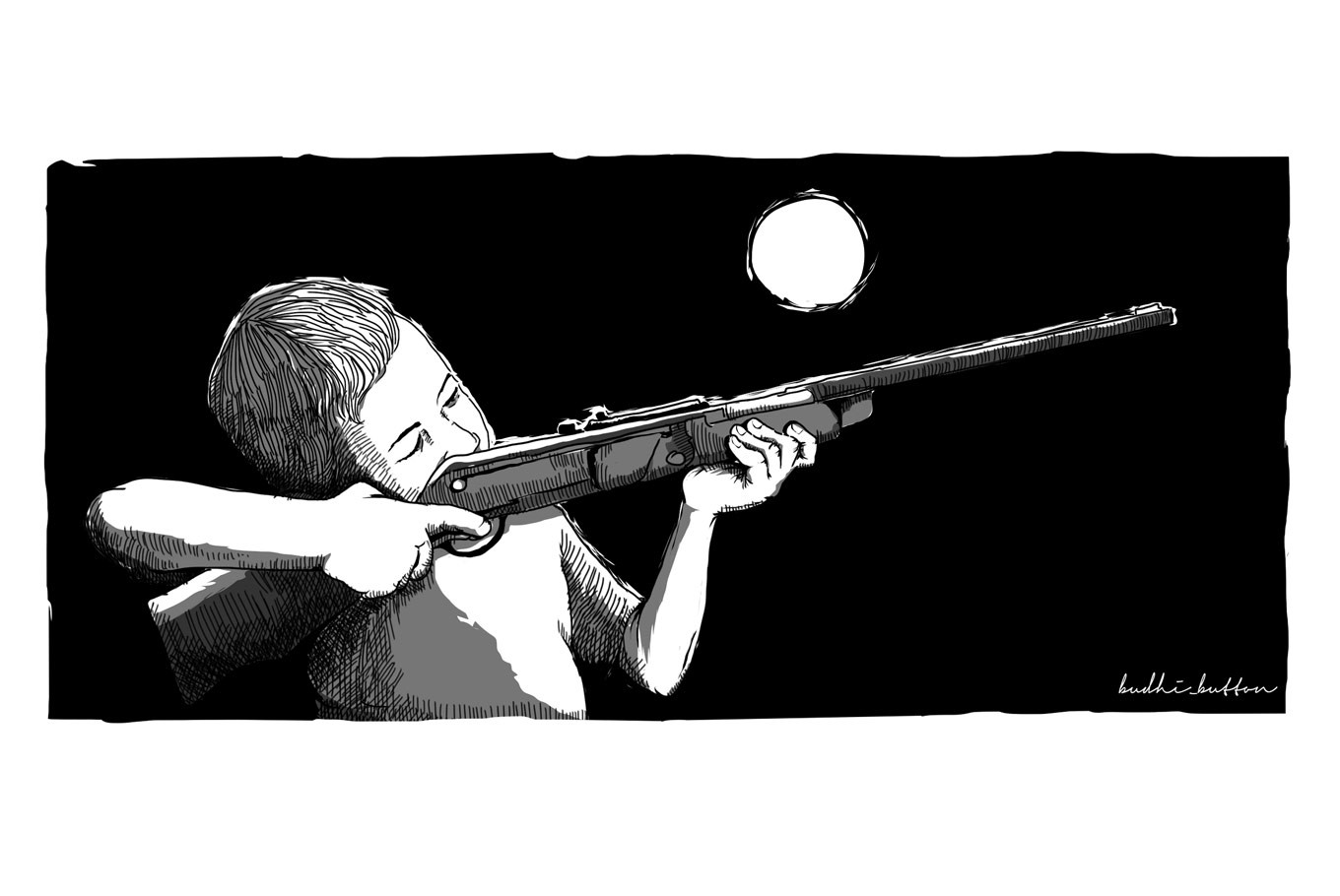 Short Story: The Shooter