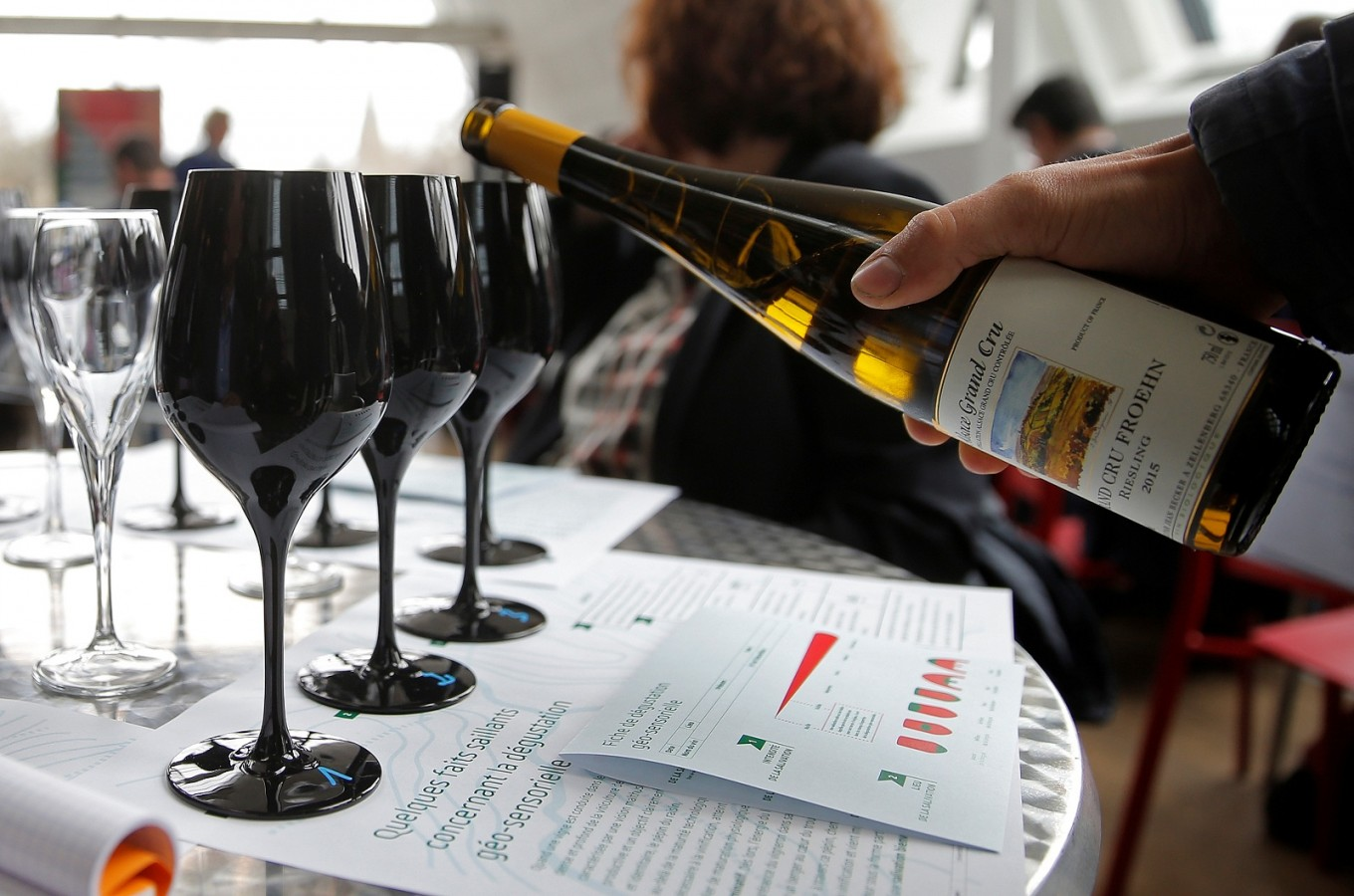 France uncorks university diploma for wine-lovers