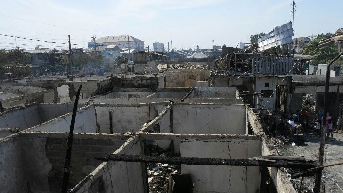City to demolish houses rebuilt by victims of West Jakarta blaze, Sandiaga warns