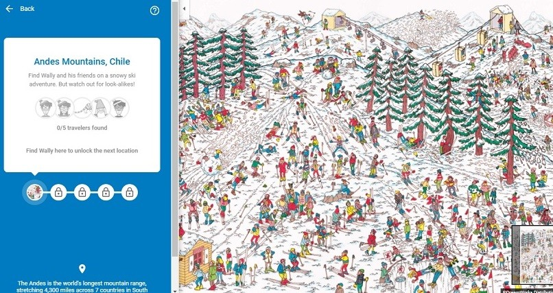 Google Maps features Where's Waldo game for a week - Science
