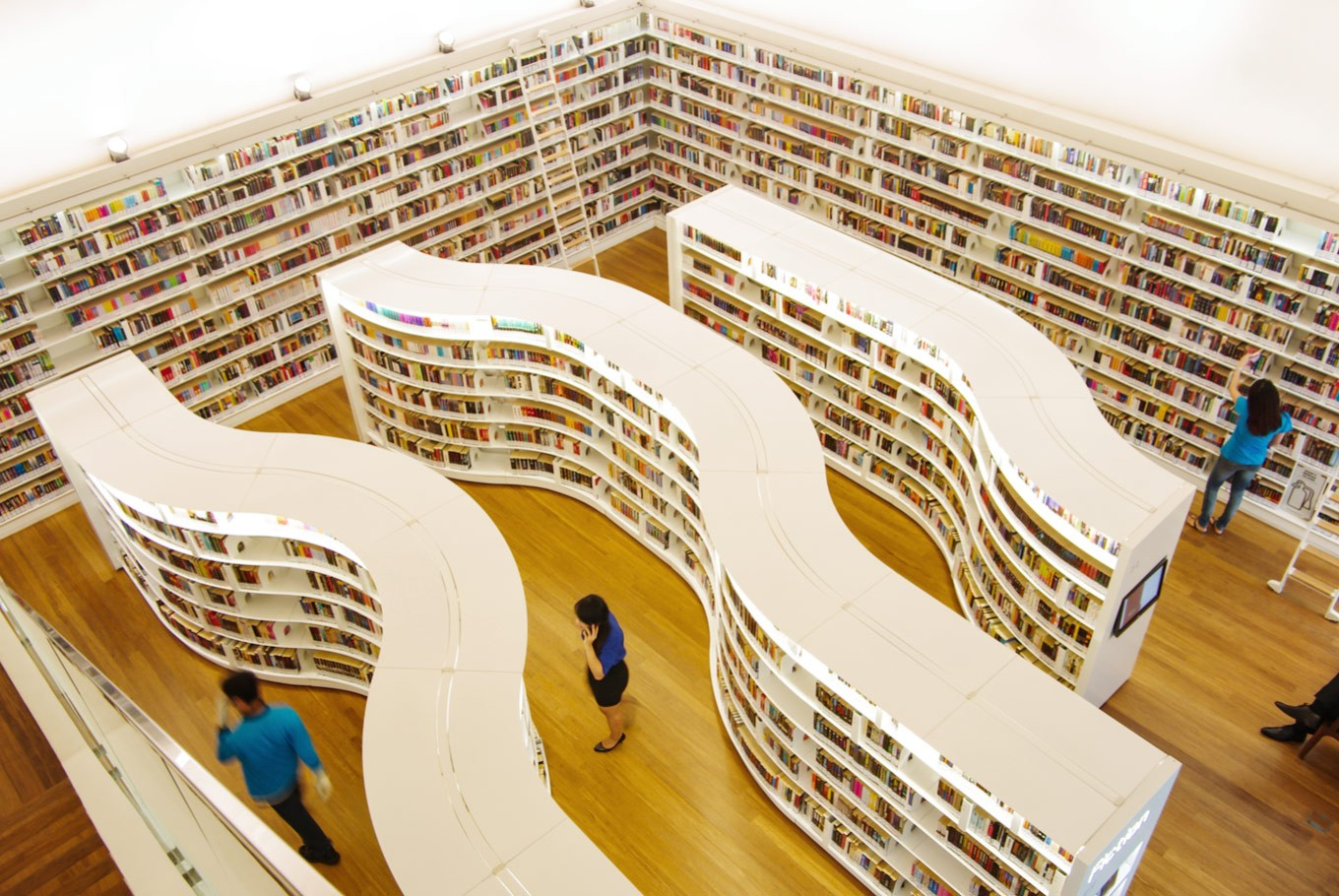 Must-visit places for bookworms in Singapore
