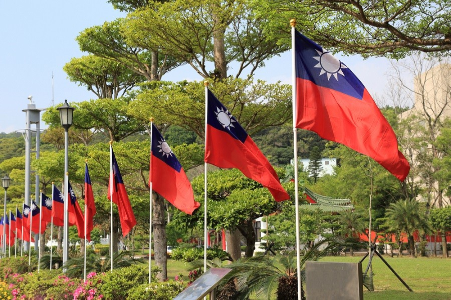 Writer protests Man Booker listing nationality as 'Taiwan, China'